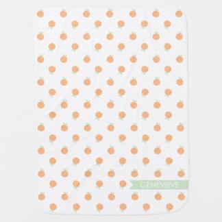 Süßer Pfirsich und Minze der Pfirsich-Decken-| Puckdecke