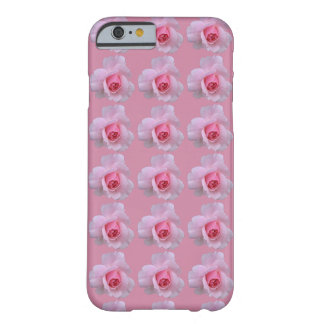 Süßer rosa Rosen iPhone 6/6s Fall Barely There iPhone 6 Hülle