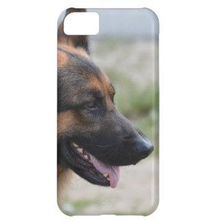 Süßer Schäferhund-Hund iPhone 5C Hülle