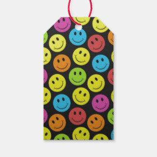 Süßer Smiley Geschenkanhänger