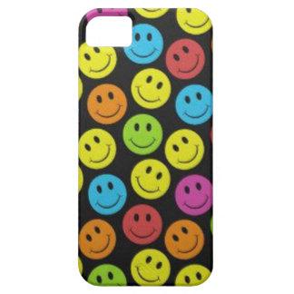 Süßer Smiley iPhone 5 Schutzhülle