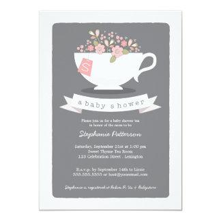 Tee-Einladung
