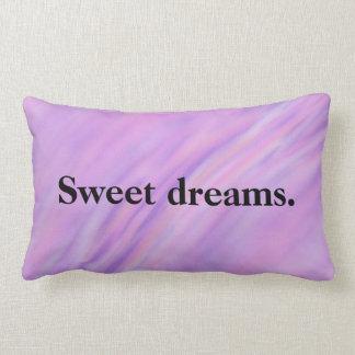 'Süßer Träume Lendenkissen