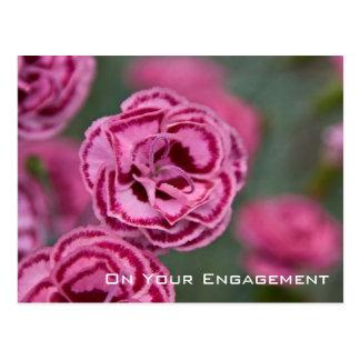 Süßer Verlobungs-Glückwunsch Williams | Postkarten