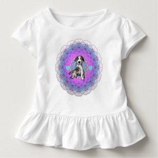 Süßer Welpe Kleinkind T-shirt