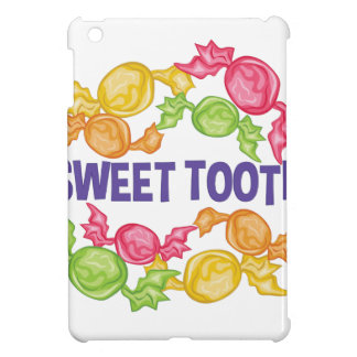 Süßer Zahn iPad Mini Hülle