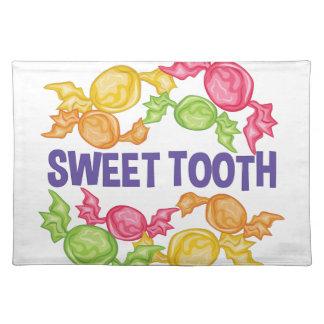 Süßer Zahn Tischset