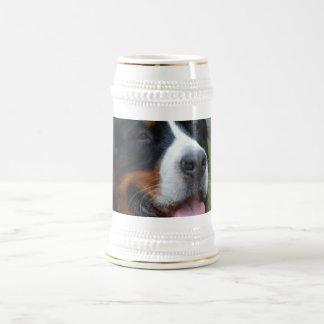 Süßes Bernese Bier Stein Teehaferl