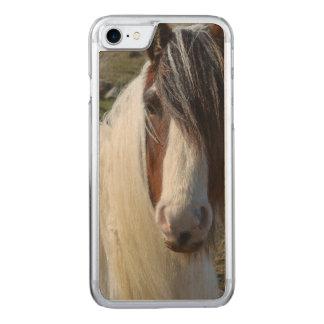 Süßes Connemera Pony Carved iPhone 8/7 Hülle