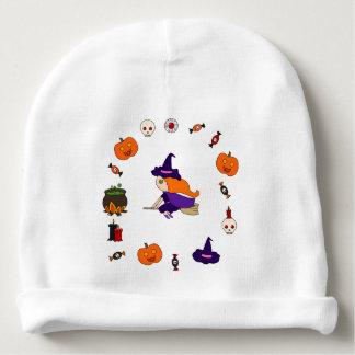 Süßes Halloween Babymütze