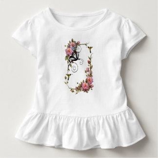 Süßes Kleinkind T-shirt