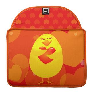 Süßes Küken in der Liebe, Macbook Hülse Sleeves Für MacBooks