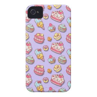 Süßes Muster iPhone 4 Hüllen
