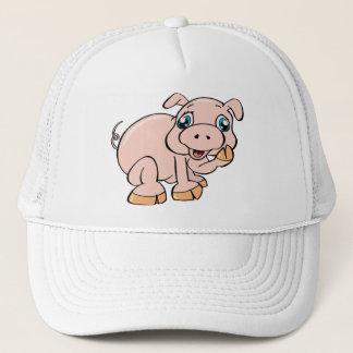 Süßes Piggy Truckerkappe