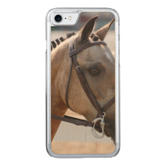 Süßes Roan Pony Carved iPhone 8/7 Hülle