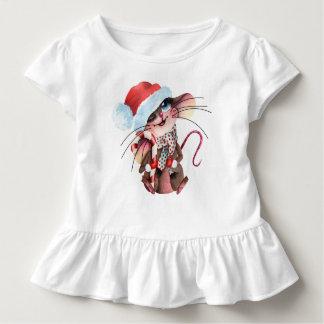 Süßes Shirt für Weihnachtsmäuse
