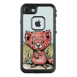 Süßes Tier:  Roter Panda LifeProof FRÄ' iPhone 8/7 Hülle
