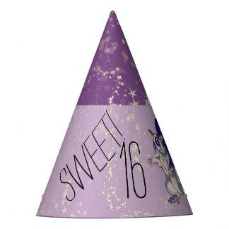 Süßes Zuckersegelflugzeug-Baby Partyhütchen