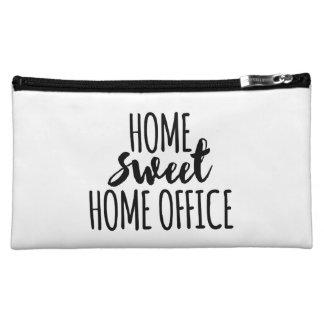 Süßes Zuhausebüro des Zuhause