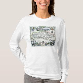 Sussex, graviert von W. Schmollinger T-Shirt
