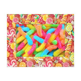 Süßigkeit Leinwanddruck