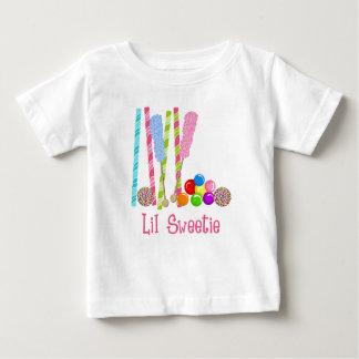 Süßigkeit, Lutscher und Gumballs oh, die meine Baby T-shirt