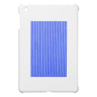 Süßigkeit streift Blau die MUSEUM Zazzle Geschenke iPad Mini Hülle