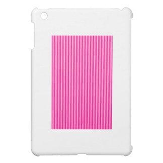 Süßigkeit streift Magenta die MUSEUM Zazzle Gesche iPad Mini Hülle