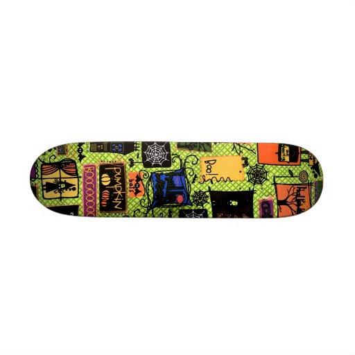Süßigkeit träumt ~ Skateboard Personalisierte Skateboarddecks