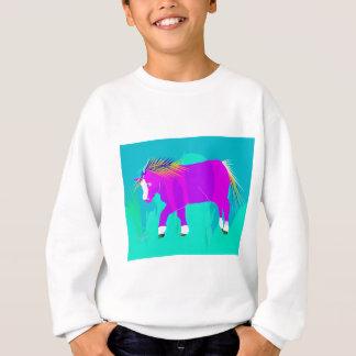 Süßigkeit - wunderliche Pferdeprodukte Sweatshirt