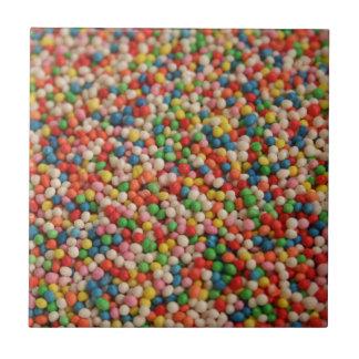 Süßigkeiten Keramikkacheln
