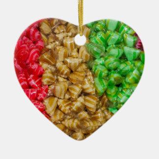 Süßigkeiten Keramik Ornament
