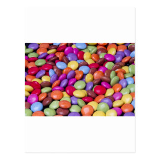 Süßigkeitens-Süßigkeit Postkarte