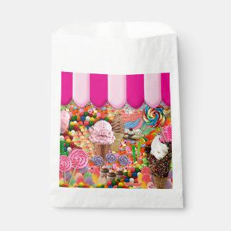 Süßigkeits-16. Geburtstag-Eiscreme niedlich Geschenktütchen