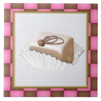 Süßigkeits-Geschäfts-süße Leckereifliese Keramikkachel