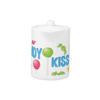 Süßigkeits-Küsse