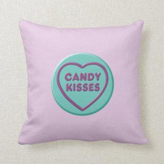 Süßigkeits-Küsse Kissen