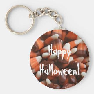 Süßigkeits-Mais Halloween Keychain Schlüsselanhänger
