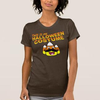 Süßigkeits-Mais-Halloween-Kostüm T-Shirt