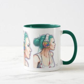 Süßigkeits-Rocker Coffe Tasse
