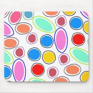 Süßigkeits-Stellen Mousepad