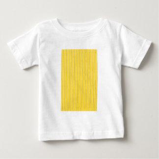 Süßigkeits-Streifen färben die MUSEUM Zazzle Baby T-shirt