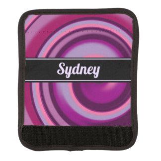 Süßigkeits-Strudel-Gepäck-Griff-Verpackung Gepäck Markierung