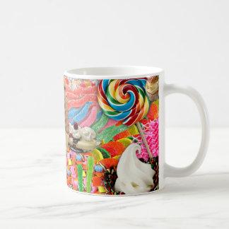 Süßigkeits-super süße Eiscreme lustig Kaffeetasse
