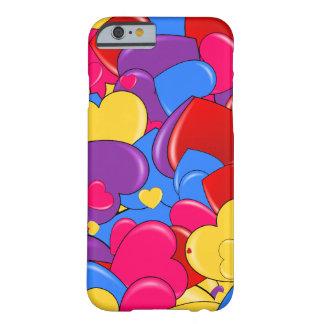 Süßigkeits-überzogener Barely There iPhone 6 Hülle