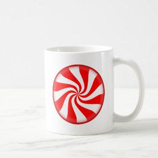 Süßigkeits-Weihnachtsbilder Kaffeetasse