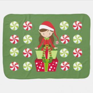 Süßigkeits-Zerstampfungs-Weihnachten Puckdecke