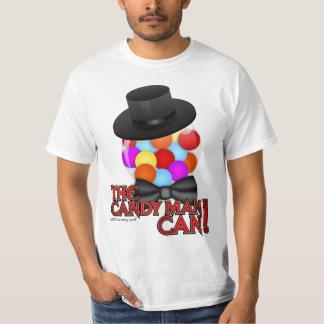 Süßwarenhändler kann - noble Gumball Maschine Shirt