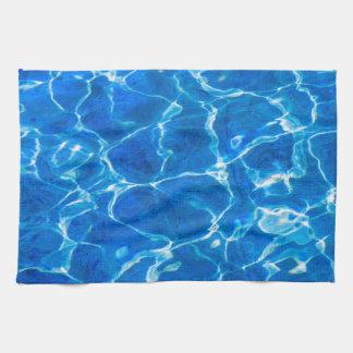 Süßwasser - Version eine von drei Handtuch