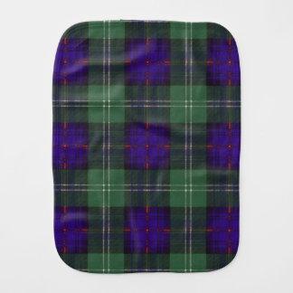 Sutherland-Clan karierter schottischer Tartan Spucktuch